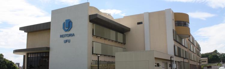 UFU - Reitoria - Campus Santa Mônica
