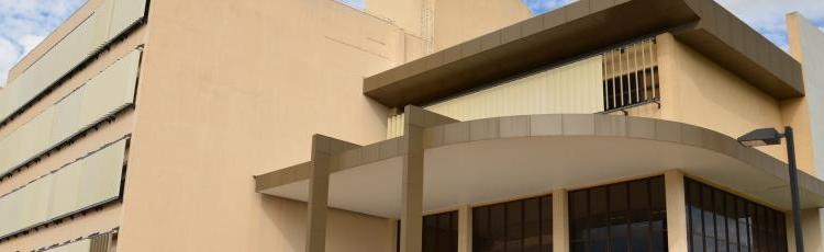 Campus Santa Mônica - Reitoria