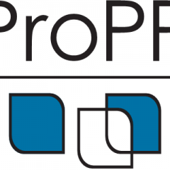logotipo ProPP vertical