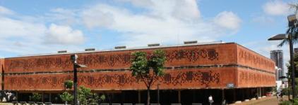 Campus Santa Mônica - Biblioteca